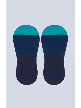 Vistula Vistula Pánske krátke ponožky Casals XZ1139 Modrá