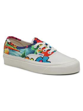 Vans Vans Πάνινα παπούτσια Authentic 44 Dx VN0A38EN19Z1M Λευκό