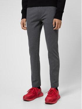Hugo Hugo Spodnie materiałowe Iggy204 50437956 Szary Extra Slim Fit