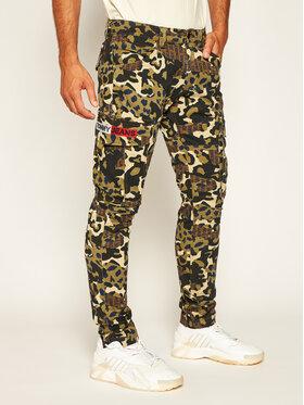 Tommy Jeans Tommy Jeans Spodnie materiałowe Tjm Scanton Cargo DM0DM07827 Zielony Slim Fit