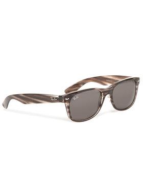 Ray-Ban Ray-Ban Slnečné okuliare New Wayfarer 0RB2132 6430B1 Sivá