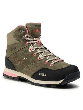 CMP CMP Trekkingi Alcor Mid Wmn Trekking Shoes Wp 39Q4906 Złoty
