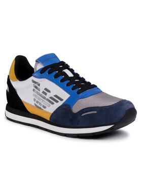Emporio Armani Emporio Armani Sneakers X4X215 XM561 N235 Colorat