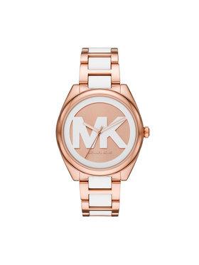 Michael Kors Michael Kors Uhr Janelle MK7134 Goldfarben