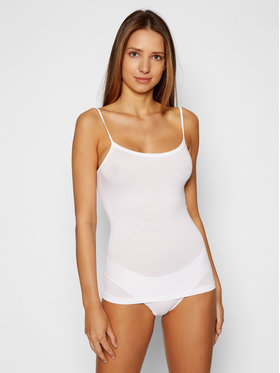 Hanro Hanro Unterhemd Soft Touch 1256 Weiß Slim Fit