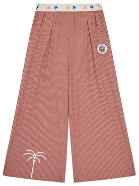 Femi Stories Femi Stories Spodnie materiałowe Darby Różowy Regular Fit
