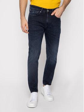 Calvin Klein Jeans Calvin Klein Jeans Skinny Fit džíny J30J314625 Tmavomodrá Skinny Fit