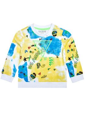 Guess Guess Bluza N1GQ01 KA6R0 Kolorowy Regular Fit