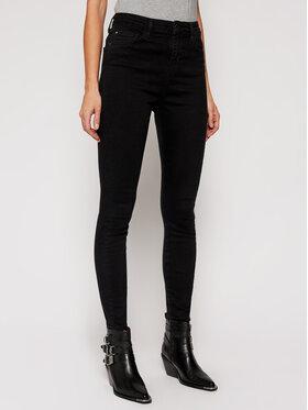 Guess Guess Jeansy Skinny Fit Ultimate W1RA94 D4B22 Czarny Skinny Fit