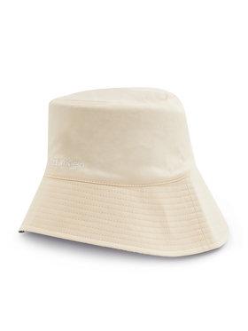 Calvin Klein Calvin Klein Klobouk Oversized Rev Bucket Hat K60K607982 Béžová