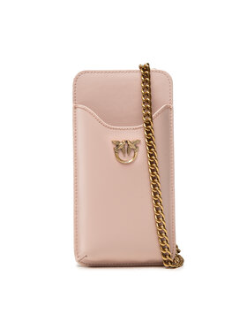 Pinko Pinko Handy-Etui I Phone Case Simply AI 21-22 PLTT 1P22ES Y6XT Rosa