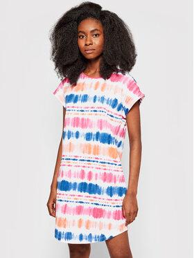 Lauren Ralph Lauren Lauren Ralph Lauren Sukienka letnia ILN32087 Kolorowy Regular Fit