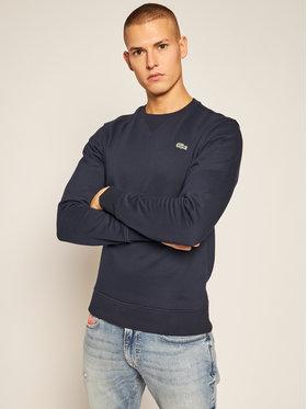 Lacoste Lacoste Bluza SH1505 Granatowy Regular Fit