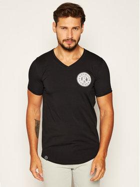 Rage Age Rage Age T-Shirt Agera 1 Czarny Slim Fit