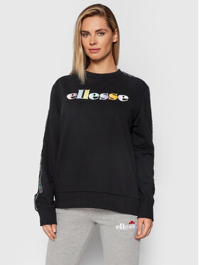 Ellesse Ellesse Sweatshirt Ginny SGK07270 Schwarz Regular Fit