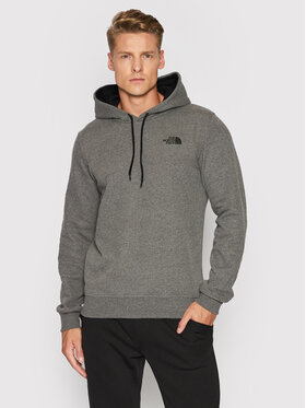 The North Face The North Face Bluza Seasonal Drew Peak NF0A2TUVGVD1 Szary Regular Fit