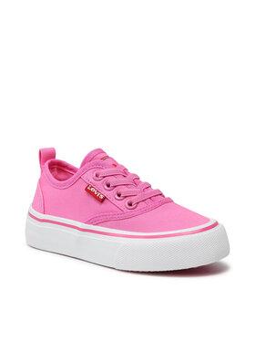 Levi's® Levi's® Πάνινα παπούτσια New Pearl VBET0020T Ροζ