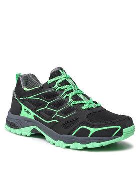 CMP CMP Παπούτσια πεζοπορίας Zaniah Trail Shoe Wp 39Q9687 Μαύρο