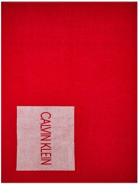 Calvin Klein Swimwear Calvin Klein Swimwear Rankšluostis KU0KU00065 Raudona