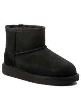Ugg Ugg Обувки Classic Mini II 1017715K Черен