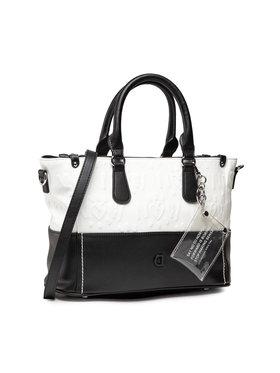 Desigual Desigual Handtasche 21SAXPBJ Weiß