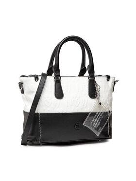 Desigual Desigual Τσάντα 21SAXPBJ Λευκό