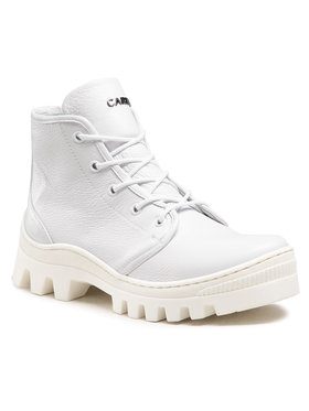 Carinii Carinii Bottes de randonnée B7347 Blanc