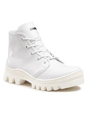Carinii Carinii Ορειβατικά παπούτσια B7347 Λευκό