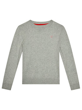 Guess Guess Pullover L0YR03 Z2VV0 Grau Regular Fit