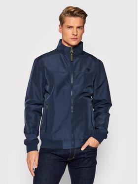 Guess Guess Átmeneti kabát U1YA12 WO065 Sötétkék Regular Fit