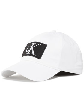 Calvin Klein Jeans Calvin Klein Jeans Καπέλο Jockey Ckj Essentials Cap K50K50872 Λευκό
