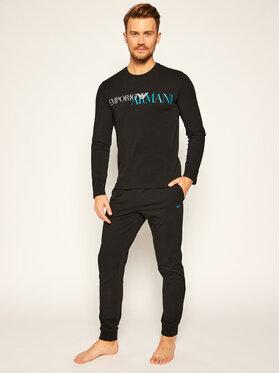 Emporio Armani Underwear Emporio Armani Underwear Pizsama 111907 0A516 00020 Fekete