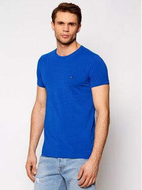 Tommy Hilfiger Tommy Hilfiger T-Shirt MW0MW10800 Μπλε Slim Fit