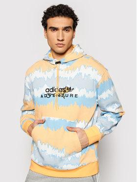 adidas adidas Суитшърт Adv Aop Hoody GN2362 Цветен Regular Fit