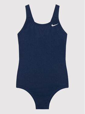 Nike Nike Strój kąpielowy 764440 Nessa Granatowy