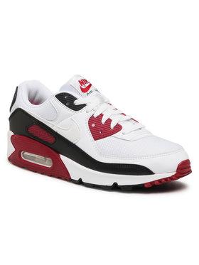 Nike Nike Обувки Air Max 90 Бял