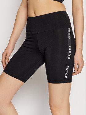 Guess Guess Short de sport O1GA07 KABR0 Noir Slim Fit