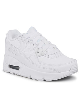 NIKE NIKE Παπούτσια Air Max 90 Ltr (Ps) CD6867 100 Λευκό