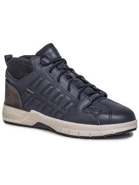 Geox Geox Auliniai batai U Keelback B Abx B U947PB 00046 C4002 Tamsiai mėlyna