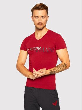 Emporio Armani Underwear Emporio Armani Underwear Тишърт 110810 0A516 02475 Червен Slim Fit