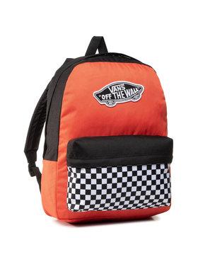 Vans Vans Plecak Realm Backpack VN0A3UI6ZKF1 Pomarańczowy