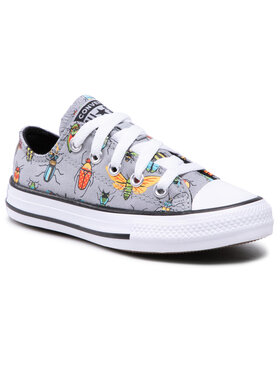 Converse Converse Sneakers aus Stoff Ctas Ox 670705C Grau