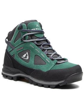 Bergson Bergson Chaussures de trekking Kakka High Stx Vert
