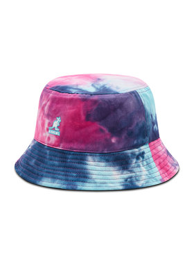 Kangol Kangol Bucket Tie Dye Bucket K4359 Kolorowy