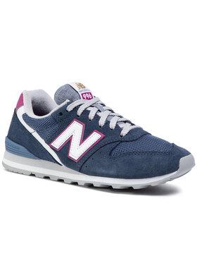New Balance New Balance Sneakersy WL996WA Granatowy