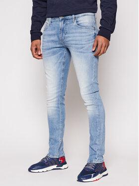 Guess Guess Jeans Chris M1RA27 D4B73 Blu Super Skinny Fit