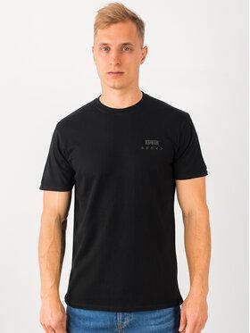 Edwin Edwin T-Shirt I026690 TH16J94 8967 Czarny Regular Fit