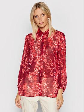 MAX&Co. MAX&Co. Риза Glamour 81110121 Червен Regular Fit