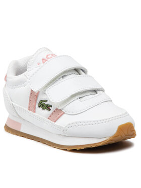 Lacoste Lacoste Сникърси Partner 0121 1 Sui 7-42SUI00011Y9 Бял