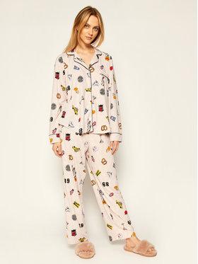 DKNY DKNY Pižama YI2122442F Smėlio